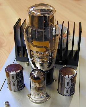 6AS7 Headphone Amplifier