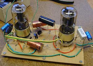 OTL Headphone Amplifier